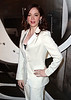 28 May 2009 - Rose McGowan at Burberry lights up NYC skyline event at the Palace Hotel. Photo Credit Jackson Lee