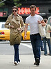 29 May 2009 - Anne Hathaway and Adam Shulman out and about in NYC. Photo Credit Jackson Lee