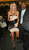 1 June 2009 - Paris Hilton and Doug Reinhardt go see 'Rock of Ages' in NYC . Photo Credit Jackson Lee