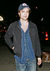 11 June 2009 - Robert Pattinson seen on the streets of NYC after partying all night . Photo Credit Jackson Lee