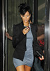 16 June 2009 - Rihanna out and about in NYC .  Photo Credit Jackson Lee