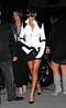 29 June 2009 - Rihanna heads out to the Rose Bar at Gramercy Park Hotel in NYC.  Photo Credit Jackson Lee