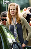 2 July 2009 - Nicole Kidman bares her midriff on the set of 'Rabbit Hole' in Queens, NY.  Photo Credit Jackson Lee