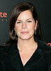 14 Nov 2006 - New York, NY - Marcia Gay Harden at launch party for Samsonite 2007 Black Label Collection..  Photo Credit Jackson Lee