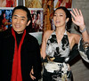 27 Nov 2006 - New York, NY - Zhang Yimou and Gong Li at the NY Premiere of 'Curse of the Golden Flower' at Alice Tulley Hall, Lincoln Center.  Photo Credit Jackson Lee