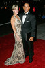 28 Nov 2006 - New York, NY - Hilary Quinlan and Bryant Gumbel at the Third Annual UNICEF Snowflake Ball.  Photo Credit Jackson Lee
