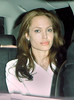 Brad Pitt holds on to Angelina Jolie's arm as the two arrive for dinner at Robert DeNiro's apartment in NYC after Angelina spent promoting 'The Good Shepherd'.  Photo Credit Jackson Lee<br /> <br /> 718-908-7031<br /> <br /> <br /> <br /> LJNY BPNY CDRLA MJNY 101206 A