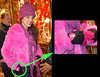 6 Feb 2007 - New York, NY - Britney Spears wears a new outfit she just bought from a shopping spree while sucking on a lollipop.  The pop superstar gets into the Valentine spirit by wearing shades of hot pink and gloves with a heart patch with a 'J' in the middle the day before old love Justin Timberlake comes into town to perform his concert.  She appears to be in deep thought as she sucks on the lollipop; Could the newly-single Britney be hoping for a reunion?  Photo Credit Colin Drummond/Jackson Lee<br /> <br /> CDRLA LJNY