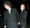 *** EXCLUSIVE ***<br /> 10 Feb 2007 - New York, NY - Latest candid photos of Howard Stern and Beth Ostrosky in NYC.  Hell has frozen over!  Shock jock Howard Stern, who once said he would never re-marry, has finally decided to marry his long-time girlfriend Beth Ostrosky!  Photo Credit Jackson Lee