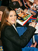 12 Feb 2007 - New York, NY - Drew Barrymore makes appearances to promote her movie 'Music and Lyrics'.  Photo Credit Jackson Lee