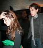 1 March 2007 - New York, NY - Jessica Simpson and John Mayer exits Stereo club.  Photo Credit Jackson Lee<br /> <br /> LJNY BPNY
