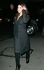 1 March 2007 - New York, NY - Jessica Simpson arrives back at her Midtown hotel.  Photo Credit Jackson Lee<br /> <br /> LJNY EDNY