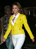 *** EXCLUSIVE ***<br /> 08 March 2006 - New York, NY - Beyonce out and about on the streets of NYC.  Photo Credit Jackson Lee/Jennifer Mitchell