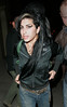 13 March 2006 - New York, NY - Amy Winehouse and the Pipettes depart the Bowery Ballroom after their live performance there.  Photo Credit Jackson Lee