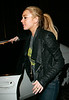 12 March 2006 - New York, NY - In her haste to get from NY hotspot Butter to her next destination, careless Lindsay Lohan runs over a photographer in her white BMW.  Her recklessness lead her to run three red lights, two stop signs, and sent a photographer to St. Luke's hospital.  Lohan was initially allowed to leave the scene by police but was called back several hours later to be detained for questioning.  The extent of the photographer's injuries were yet unknown.   Photo Credit Jackson Lee