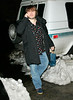 *** EXCLUSIVE ***<br /> 19 March 2006 - New York, NY - Jack Black out and about on the streets of NYC.  Photo Credit Jackson Lee