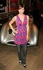 3 April 2006 - New York, NY - Michelle Ray Smith at Mercedes-Benz USA 'Famous Cars and Famous People' party at Drive In Studios.  Photo Credit Jackson Lee