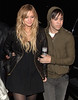 12 April 2007 - New York, NY - Ashlee Simpson and Pete Wentz out and about in NYC.  Photo Credit Lee/Elatab