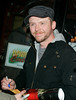 14 April 2007 - New York, NY - Simon Pegg at the afterparty for her appearance on Saturday Night Live at Havana.  Photo Credit Jackson Lee