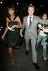 """23 April 2007 - New York, NY -  David Bowie and Iman at the 2007 Food Bank of New York Annual """"Can Do Awards"""" - Departures.  Photo Credit Jackson Lee"""