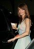 """23 April 2007 - New York, NY - Helena Christensen at the 2007 Food Bank of New York Annual """"Can Do Awards"""" - Departures.  Photo Credit Jackson Lee"""