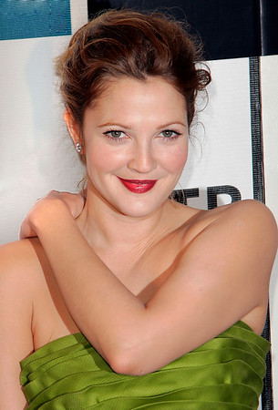 1 May 2007 - New York, NY - Drew Barrymore at the NY Premiere of 'Lucky You'.  Photo Credit Jackson Lee