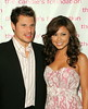 10 May 2007 - New York, NY - Nick Lachey and Vanessa Minnillo at a Candies' Foundation Benefit against Teenage Pregnancy at Cipriani 42nd.  Photo Credit Jackson Lee