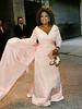 04 June 2007 - New York, NY - Oprah Winfrey walks barefeet outside her hotel in NYC.  Photo Credit Jackson Lee
