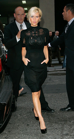14 June 2007 - New York, NY - Victoria Beckham out and about in NYC.  Photo Credit Jackson Lee