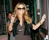 15 June 2007 - New York, NY - Mariah Carey out and about after dinner in lower Manhattan.  Photo Credit Jackson Lee