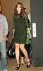 19 June 2007 - New York, NY - Mandy Moore departs from MTV TRL Studio.  Photo Credit Jackson Lee