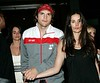 26 June 2007 - New York, NY - Demi Moore, Ashton Kutcher, Penelope Cruz at Butter for a night of partying.  Photo Credit Jackson Lee