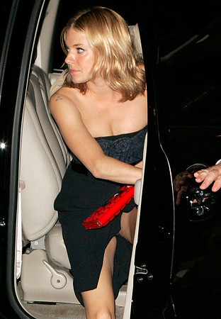 11 July 2007 - New York, NY - Sienna Miller out and about in NYC.  Photo Credit Jackson Lee