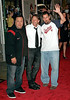 18 July 2007 - New York, NY - Director Dennis Dugan pose with Actors Kevin James and Adam Sandler at the NY Premiere of 'I now pronounce you Chuck & Larry'.  Photo Credit Jackson Lee