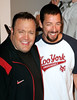 18 July 2007 - New York, NY - Kevin James, Adam Sandler at the NY Premiere of 'I now pronounce you Chuck & Larry'.  Photo Credit Jackson Lee