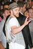 18 July 2007 - New York, NY - Justin Timberlake at the Grand Opening of his new restaurant/bar 'Southern Hospitality'.  Photo Credit Jackson Lee
