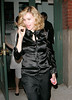 31 July 2007 - New York, NY - Madonna enjoys Mentos candy while out and about in NYC.  Photo Credit Jackson Lee