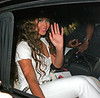 EXCLUSIVE<br /> 5 Aug 2007 - New York, NY - Beyonce and Jay-Z out for dinner after her performance at Madision Square Garden in NYC.  Photo Credit Jackson Lee