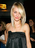 """24 Aug 2007 - New York, NY - Stunning Cameron Diaz sports a """"new relationship"""" glow as she goes out on a date with John Mayer (not pictured) at a downtown hotspot.  Photo Credit Jackson Lee"""