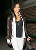 10 Sept 2007 - New York, NY - Michelle Rodriguez at the Marc Jacobs Fashion Show.  Photo Credit Jackson Lee