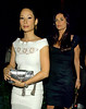 11 Sept 2007 - New York, NY - Lucy Liu and Demi Moore out for dinner in NYC.  Photo Credit Jackson Lee