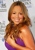 20 Sept 2007 - New York, NY - Mariah Carey at VH1 Save the Music event at Lincoln Center.   Photo Credit Jackson Lee