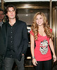 Antonio de la Rua and Shakira out and about in NYC