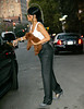 Rihanna and her puppy out and about shopping at Stella McCartney in NYC
