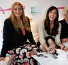 Liv Tyler, her mom Bebe Buell, and grandma Dorothea Johnson attend the launch of Generation Pink at Whole Foods Market benefitting breast cancer awareness