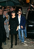 Jennifer Lopez and Marc Anthony depart David Letterman Show in NYC