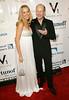 Petra Nemcova and Wyclef Jean at Petra Nemcova's Happy Hearts Fund Heart of Gold Ball