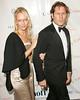 Uma Thurman and Arpad Busson at Petra Nemcova's Happy Hearts Fund Heart of Gold Ball
