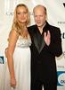 Petra Nemcova and Bruce Willis at Petra Nemcova's Happy Hearts Fund Heart of Gold Ball