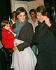 Tom Cruise, Katie Holmes and Suri Cruise leave their hotel in NYC to head to the 34st heliport in NYC